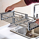 ราคาถูก ที่จัดเก็บของในครัว-1pc อุปกรณ์พิเศษ เหล็กกล้าไร้สนิม ใช้งานง่าย