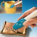 billiga läpp borstar-1 st högkvalitativ användbar mini gravyr penna elektrisk gravyr penna maskin gravare verktyg gravering