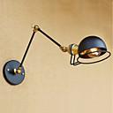 Χαμηλού Κόστους Βρύσες Κουζίνας-country ρετρό / διακοσμητικά swing βραχίονα φώτα μεταλλικό τοίχο φως 110-120v / 220-240v / e26 / e27 40w