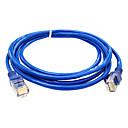 Χαμηλού Κόστους Καλώδιο Ethernet-Οικογένεια είναι απλό και πρακτικό καλώδιο 3 μέτρα