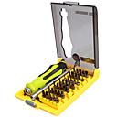 billige Skrutrekkere-Best-8914 presisjon 37 i 1 multifunksjonell skrutrekker magnetisk bitskrutrekker sett for xbox mobil åpning verktøy kit