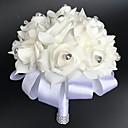 """ราคาถูก ชุดโต๊ะกลาง-ดอกไม้สำหรับงานแต่งงาน ช่อดอกไม้ งานแต่งงาน โฟม 7.87""""(ประมาณ 20ซม.)"""
