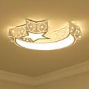 billiga Plafonder-Takmonterad Glödande Målad Finishes Metall Akryl Glödlampa inkluderad 110-120V / 220-240V Varmt vit / Vit LED-ljuskälla ingår / Integrerad LED