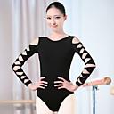 Χαμηλού Κόστους Παιδικά Ρούχα Χορού-Μπαλέτο Φορμάκια Γυναικεία Εκπαίδευση Spandex Μακρυμάνικο Ψηλό