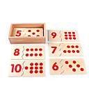 ราคาถูก ของเล่นทางคณิตศาสตร์-Pedagogiske flash-kort เครื่องมือสอน Montessori Building Blocks เป็นมิตรกับสิ่งแวดล้อม การศึกษา คลาสสิก เด็กผู้ชาย เด็กผู้หญิง Toy ของขวัญ