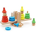 Χαμηλού Κόστους Αφρώδες μπλοκ-Τουβλάκια Παιχνίδια στοίβαξης Πύργοι έτοιμοι να καταρρεύσουν Πύργος συμβατό Legoing Κλασσικό Απίθανο Αγορίστικα Κοριτσίστικα Παιχνίδια Δώρο
