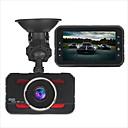 Χαμηλού Κόστους DVR Αυτοκινήτου-Y80 1080p HD DVR αυτοκινήτου 170 μοίρες Ευρεία γωνεία 3 inch Dash Cam με Νυχτερινή Όραση / Ανίχνευση Κίνησης / Ενσωματωμένο ηχείο Όχι Εγγραφή αυτοκινήτου / Εγγραφή κύκλου βρόχου / Anti-Shake