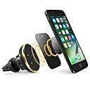 Χαμηλού Κόστους Ψηφιακός οδηγός αυτοκινήτου-ziqiao καθολική κάτοχος κινητού τηλεφώνου μαγνητική αεραγωγού mount stand 360 περιστροφή κινητό τηλέφωνο περιστροφής για τηλέφωνο iphone samsung