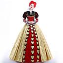 ราคาถูก วิกผมคอสตูม-ราชินีแห่งหัวใจ วิกส์คอร์สเพลย์ สำหรับผู้หญิง 30 inch ไฟเบอร์ทนความร้อน การ์ตูนอานิเมะ / Petticoat