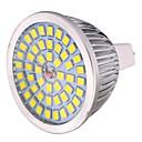 billiga LED-infällda lampor-YWXLIGHT® 1st 7 W LED-spotlights 600-700 lm MR16 48 LED-pärlor SMD 2835 Dekorativ Varmvit Kallvit Naturlig vit 12 V / 1 st