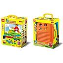 povoljno 3D printeri-Kocke za slaganje 3D puzzle Građevinski set igračke 87 pcs Mačka kompatibilan Legoing Klasični Dječaci Djevojčice Igračke za kućne ljubimce Poklon / Poučna igračka