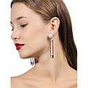 ราคาถูก ตุ้มหู-สำหรับผู้หญิง Drop Earrings เมทัลลิ ส่วนบุคคล แฟชั่น ไข่มุกเทียม ต่างหู เครื่องประดับ สีเงิน สำหรับ คริสมาสต์ ปาร์ตี้ วันเกิด ของขวัญ ทุกวัน ที่มา