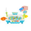 ราคาถูก ชุดของเล่นตกปลา-ของเล่นแม่เหล็ก ของเล่นตกปลา ของเล่นการศึกษา ปลา Magnetic Plastics สำหรับเด็ก Toy ของขวัญ 1 pcs