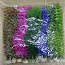 Χαμηλού Κόστους Διακόσμηση &Χαλίκια Ενυδρείου-Ενυδρείο ψαριών Διακόσμηση Ενυδρείου Γυάλα για Ψάρια Υδρόβιο φυτό Τεχνητά φυτά Πλαστική ύλη 30 cm
