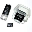 billige Flomlys-16GB Micro SD-kort TF kort minnekort Class6 AntW5-16