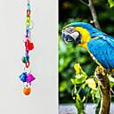 billiga Action- och leksaksfigurer-Fågel Fågelleksaker Metall Plast Flerfärgad
