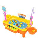 ราคาถูก ชุดสำหรับตกปลา-ของเล่นแม่เหล็ก ของเล่นตกปลา ของเล่นการศึกษา ปลา DIY เครื่องใช้ไฟฟ้า Plastics สำหรับเด็ก Toy ของขวัญ 1 pcs