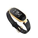 זול חכמים wristbands-S3 נשים Smart צמיד Android iOS Blootooth ספורטיבי עמיד במים מוניטור קצב לב כלוריות שנשרפו מעקב אימון מד צעדים מזכיר שיחות מעקב שינה תזכורת בישיבה מצאו את המכשירשלי / Alarm Clock