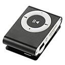 billige mp3 spiller-sanshuai® mini klips metall usb mp3 musikk media player