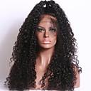 ราคาถูก วิกผมจริง-วิกผมจริง มีลูกไม้ด้านหน้า วิก สไตล์ ผมบราซิล Kinky Curly วิก 150% Hair Density 12-26 inch ผมเด็ก เส้นผมธรรมชาติ วิกผมแอฟริกันอเมริกัน 100% มือผูก Pre-ดึง สำหรับผู้หญิง ขนาดกลาง ยาว วิกผมแท้ Luffy