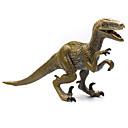 billige Dyrefigurer-Dyrefigurer Pedagogisk leke Dyr simulering Dinosaur Insekt Silikon Gummi Klassisk & Tidløs Barne Tenåring Gutt Leketøy Gave