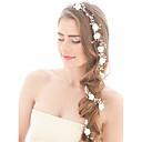 povoljno Komplet nakita-Imitacija bisera Trake za kosu / Lanac glave s 1 Vjenčanje / Special Occasion / Rođendan Glava