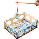 ราคาถูก กระเป๋าตกปลา-ของเล่นแม่เหล็ก ของเล่นตกปลา ปลา เครื่องใช้ไฟฟ้า Plastics สำหรับเด็ก Toy ของขวัญ 1 pcs