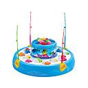 ราคาถูก ชุดสำหรับตกปลา-ของเล่นแม่เหล็ก ของเล่นตกปลา ของเล่นการศึกษา ปลา Magnetic Plastics สำหรับเด็ก Toy ของขวัญ 1 pcs