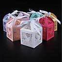 povoljno Naljepnice, etikete i privjesci-Kubni Pearl papira Naklonost Holder s Uzde Milost Kutije - 50