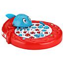 ราคาถูก ชุดสำหรับตกปลา-ของเล่นแม่เหล็ก ของเล่นตกปลา ปลา Magnetic DIY เครื่องใช้ไฟฟ้า Plastics สำหรับเด็ก Toy ของขวัญ 1 pcs