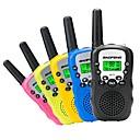 Χαμηλού Κόστους Εξοπλισμός Δοκιμών, Μέτρησης & Επιθεώρησης-BAOFENG Χειρός ΦΩΝΉ / Αποκρυπτογράφηση / CTCSS / CDCSS 3-5 χλμ 3-5 χλμ Φορητό ραδιοτηλέφωνο Δύο Way ραδιόφωνο