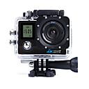Χαμηλού Κόστους Αθλητική Φωτογραφική Μηχανή-QQT SJ8000D vlogging Για Υπαίθρια Χρήση / Υψηλή Ανάλυση / Φορητά 64 GB 30fps 8 mp / 12 mp / 16 mp 1280x960 Pixel 2 inch CMOS H.264 Μονή λήψη 45 m -1/3