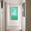 Χαμηλού Κόστους Μοδάτες Καρφίτσες-Ζώο Wall Art,Πολυστυρένιο Υλικό με Πλαίσιο For Αρχική Διακόσμηση Πλαίσιο Τέχνης Σαλόνι Τραπεζαρία
