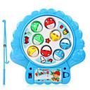 ราคาถูก ชุดของเล่นตกปลา-ของเล่นแม่เหล็ก ของเล่นตกปลา ปลา เครื่องใช้ไฟฟ้า Plastics สำหรับเด็ก Toy ของขวัญ 1 pcs