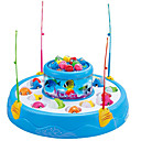 Χαμηλού Κόστους Παιχνίδια ψαρέματος-Παιχνίδια μαγνήτες Ψάρεμα παιχνίδια Εκπαιδευτικό παιχνίδι Ψάρια Φτιάξτο Μόνος Σου Ηλεκτρικό Πλαστικά Παιδικά Παιχνίδια Δώρο 1 pcs
