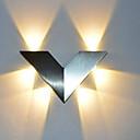 povoljno Zidni svijećnjaci-moderni trokut 6w vodio zid sconce unutarnji hodnik gore dolje spotlight aluminijska ukrasna rasvjeta