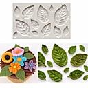 billiga Bakformar-1st Silikon Gummi Kiselgel Silikon Teflonbehandlad Bakning Verktyg 3D Kaka Choklad För köksredskap Cake Moulds Bakeware verktyg