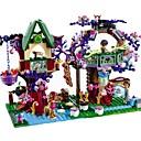 povoljno Slike za cvjetnim/biljnim motivima-Kocke za slaganje Arhitektura Fun & Whimsical Djevojčice Uniseks Igračke za kućne ljubimce Poklon