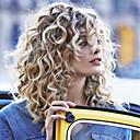 povoljno Perike s ljudskom kosom-Ljudska kosa Perika s prednjom čipkom bez ljepila Lace Front Perika Bob frizura stil Brazilska kosa Kovrčav Tijelo Wave Kinky Curly Perika 130% Gustoća kose s dječjom kosom Afro-američka perika 100