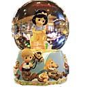 ราคาถูก กล่องดนตรี-ลูกบอล กล่องดนตรี หิมะลูกโลก น่ารัก เรซิน แก้ว สำหรับเด็ก ผู้ใหญ่ เด็ก ทุกเพศ Toy ของขวัญ