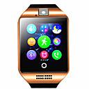 billige Smartklokker-q18 smartwatch armbånd bluetooth vanntett telefon bilde bevegelse trinn telle multi-funksjon.