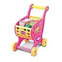 ราคาถูก ของเล่นชอปปิง & ร้านค้า-รถของเล่น ช้อปปิ้งร้านขายของชำ Pretend Play แปลกใหม่ Fruit การจำลอง Plastics สำหรับเด็ก ทุกเพศ เด็กผู้ชาย เด็กผู้หญิง Toy ของขวัญ