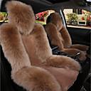 povoljno Pročišćivači zraka-presvlake za autosjedalice crna / kamelija / vinska vuna uobičajena za univerzalni načinjene od australske vune i topla je i prozračna
