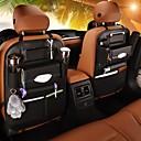 baratos Gadgets de Interior Personalizáveis para Carros-Organizadores para Carros Assento do veículo Pele Para Universal
