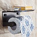Χαμηλού Κόστους Φωτιστικά μπάνιου-Αξεσουάρ για Χαρτί τουαλέτας Μοντέρνα Αλουμίνιο 1 τμχ - Ξενοδοχείο μπάνιο