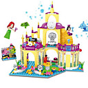 cheap Projectors-Building Blocks Castle House Horse Fun & Whimsical Unisex Toy Gift