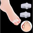 billige Helse på reisen-Fot Massør Tå Separatorer & Tåledd Pute Massasje / Holdningskorrigerer / Beskyttende Letter smerte / Massasje
