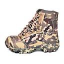 זול הנעלה ואביזרים-בגדי ריקוד גברים נעלי טיולי הרים נעלי יומיום נעלי ציד עמיד מוגן מגשם נגד החלקה ציד צעידה קמפינג קלאסי רטרו ספורטיבי סתיו חורף