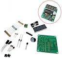 billiga Kit-4 bitars digitala ledda elektroniska klockproduktionspaket