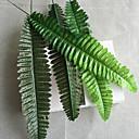 זול צמחים מלאכותיים-פרחים מלאכותיים 10 ענף פסטורלי סגנון צמחים פרחים לשולחן